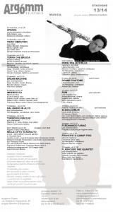 locandina Musica 13-14