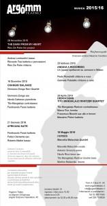 Stagione Musica 15-16